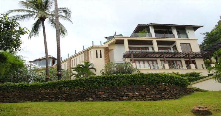 Panoramic 4 Bedroom Sea View Villas in Ban Makham-20