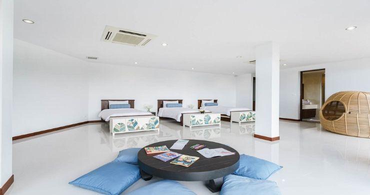 Panoramic 4 Bedroom Sea View Villas in Ban Makham-7