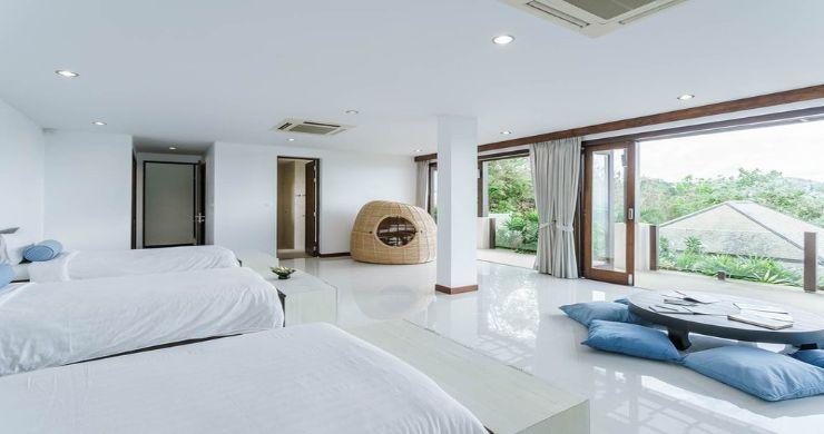 Panoramic 4 Bedroom Sea View Villas in Ban Makham-8