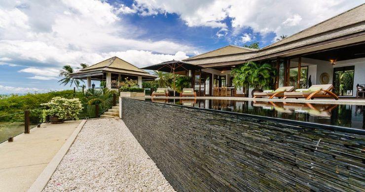 Panoramic 4 Bedroom Sea View Villas in Ban Makham-21