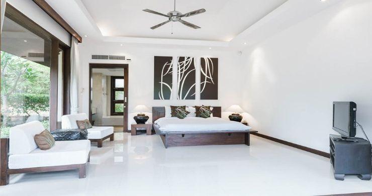 Panoramic 4 Bedroom Sea View Villas in Ban Makham-4