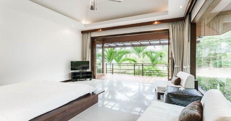 Panoramic 4 Bedroom Sea View Villas in Ban Makham-16