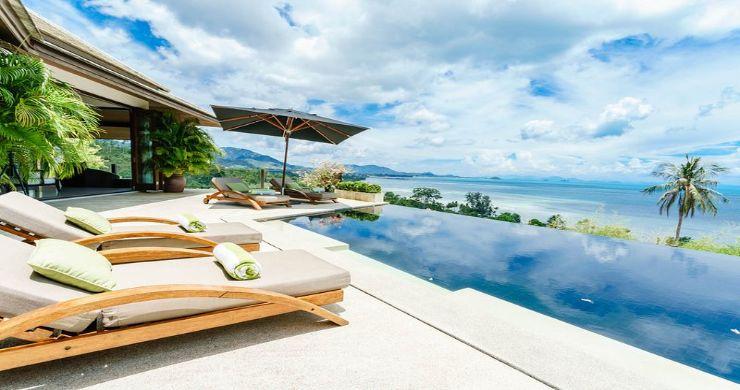 Panoramic 4 Bedroom Sea View Villas in Ban Makham-1
