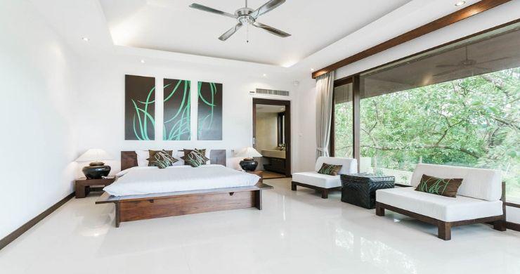 Panoramic 4 Bedroom Sea View Villas in Ban Makham-18