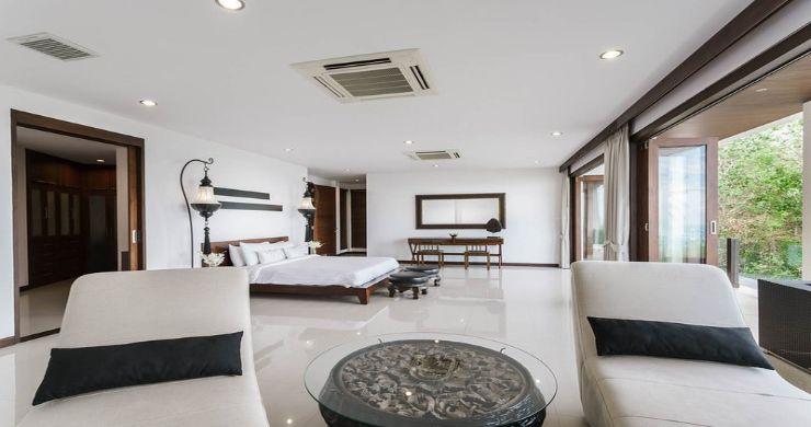 Panoramic 4 Bedroom Sea View Villas in Ban Makham-6