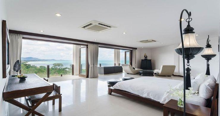 Panoramic 4 Bedroom Sea View Villas in Ban Makham-9