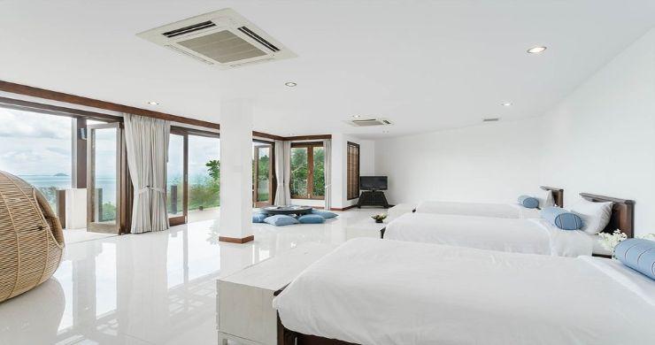 Panoramic 4 Bedroom Sea View Villas in Ban Makham-11