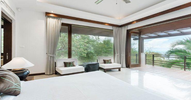 Panoramic 4 Bedroom Sea View Villas in Ban Makham-5