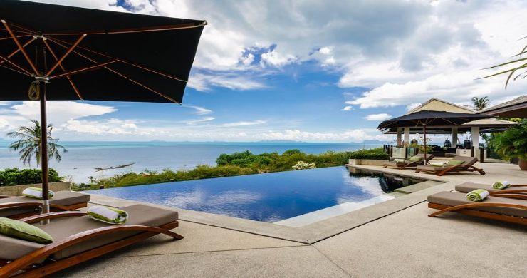 Panoramic 4 Bedroom Sea View Villas in Ban Makham-19