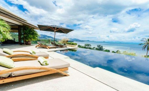 Panoramic 4 Bedroom Sea View Villas in Ban Makham