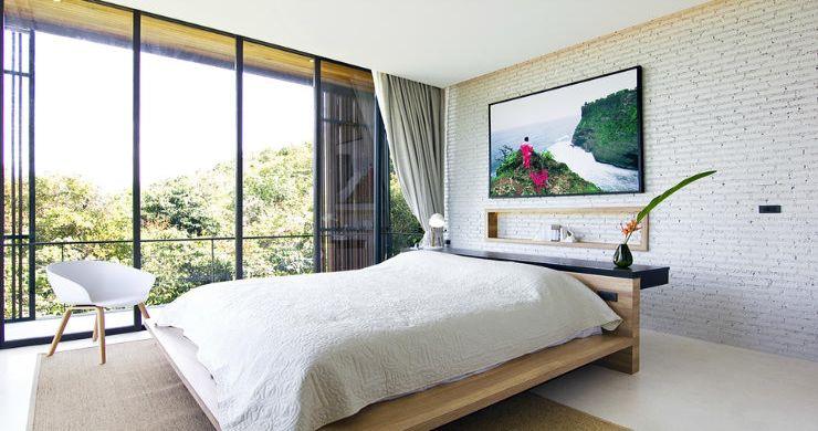 Beautiful 4 Bed Luxury Sea View Villa in Koh Phangan-7