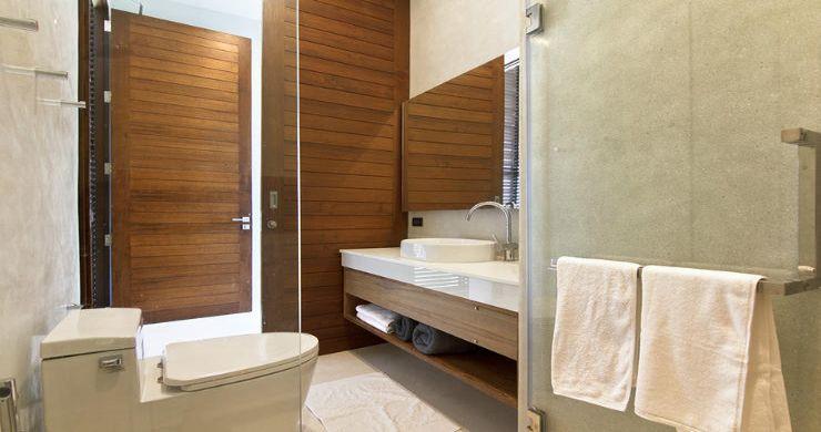 Beautiful 4 Bed Luxury Sea View Villa in Koh Phangan-15