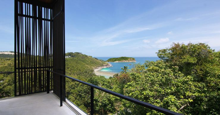 Beautiful 4 Bed Luxury Sea View Villa in Koh Phangan-18