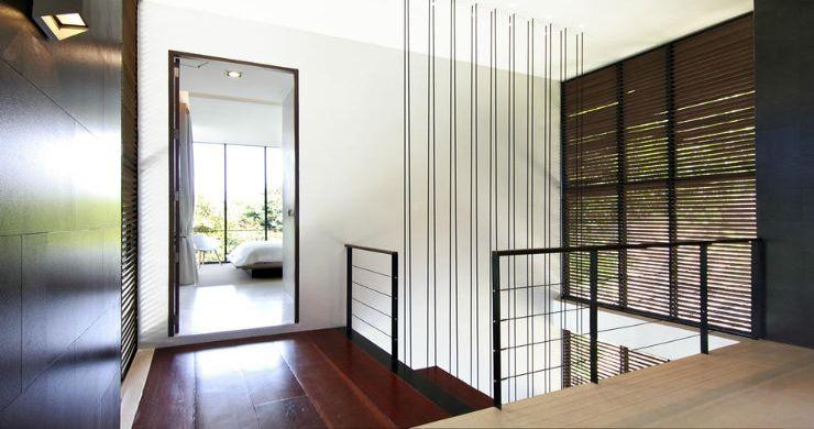 Beautiful 4 Bed Luxury Sea View Villa in Koh Phangan-9