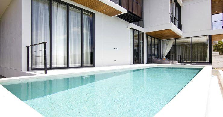 Beautiful 4 Bed Luxury Sea View Villa in Koh Phangan-11