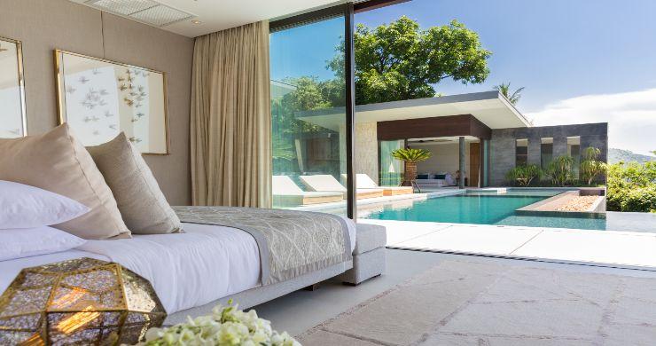 Ultimate 4 Bedroom Luxury Sea View Villa in Bangpor-17