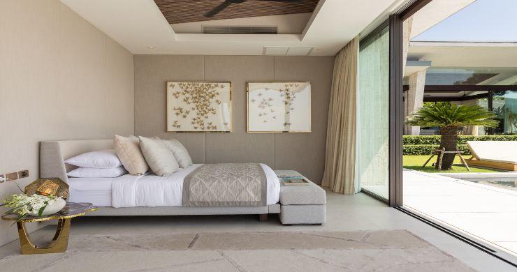 Ultimate 4 Bedroom Luxury Sea View Villa in Bangpor-11