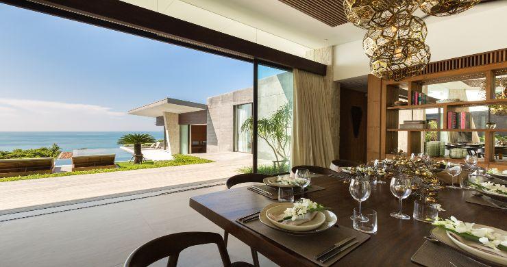 Ultimate 4 Bedroom Luxury Sea View Villa in Bangpor-13
