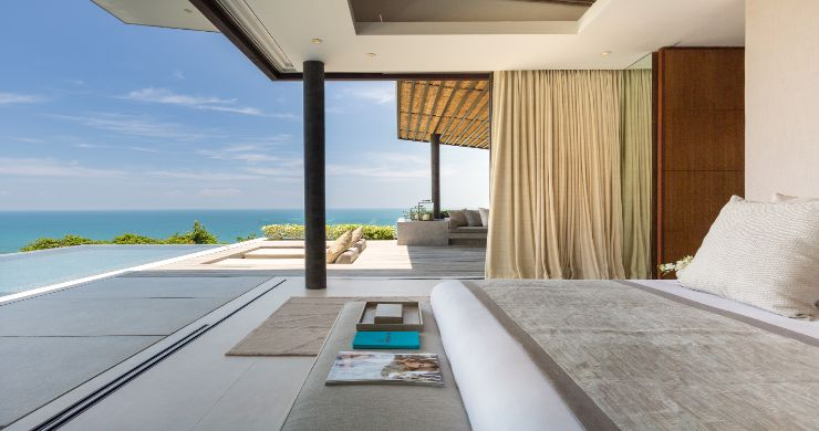 Ultimate 4 Bedroom Luxury Sea View Villa in Bangpor-5