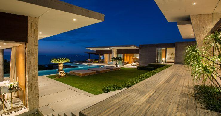 Ultimate 4 Bedroom Luxury Sea View Villa in Bangpor-22