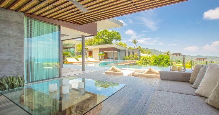 Ultimate 4 Bedroom Luxury Sea View Villa in Bangpor-7