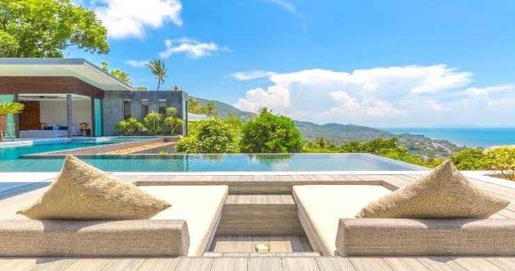 Ultimate 4 Bedroom Luxury Sea View Villa in Bangpor-1