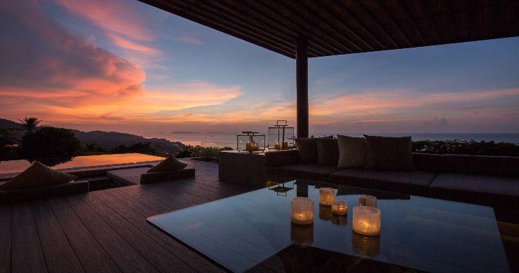Ultimate 4 Bedroom Luxury Sea View Villa in Bangpor-26