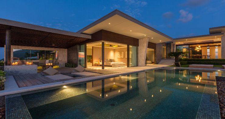 Ultimate 4 Bedroom Luxury Sea View Villa in Bangpor-23
