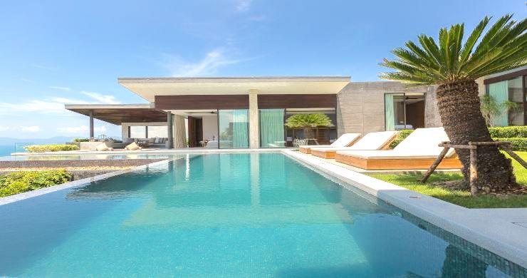 Ultimate 4 Bedroom Luxury Sea View Villa in Bangpor-2