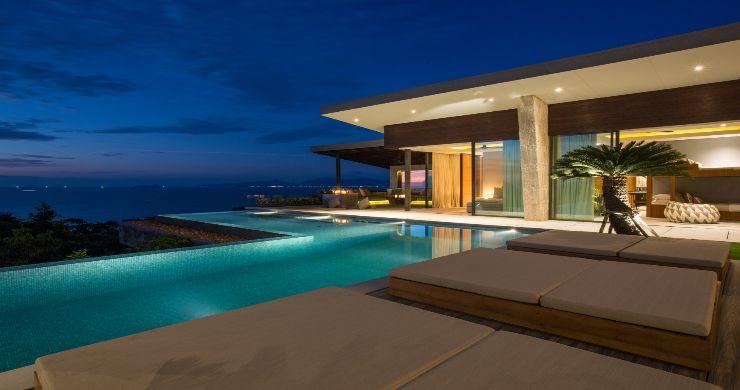Ultimate 4 Bedroom Luxury Sea View Villa in Bangpor-25