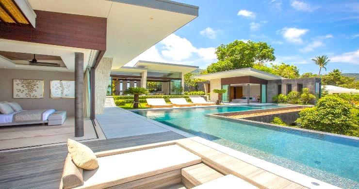 Ultimate 4 Bedroom Luxury Sea View Villa in Bangpor-8