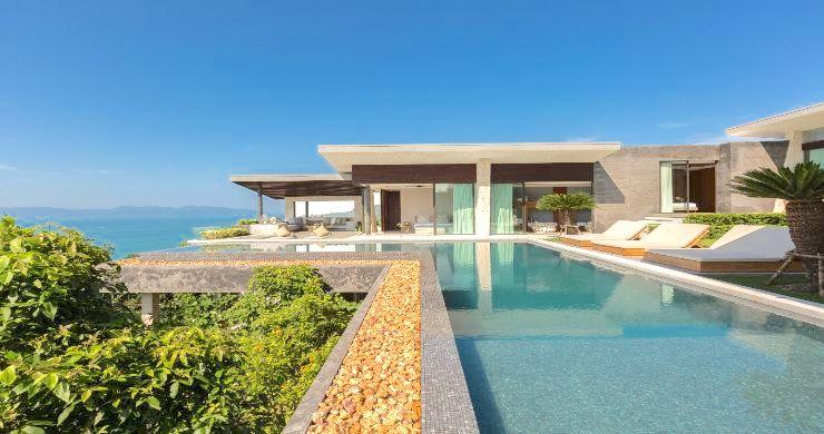 Ultimate 4 Bedroom Luxury Sea View Villa in Bangpor-9