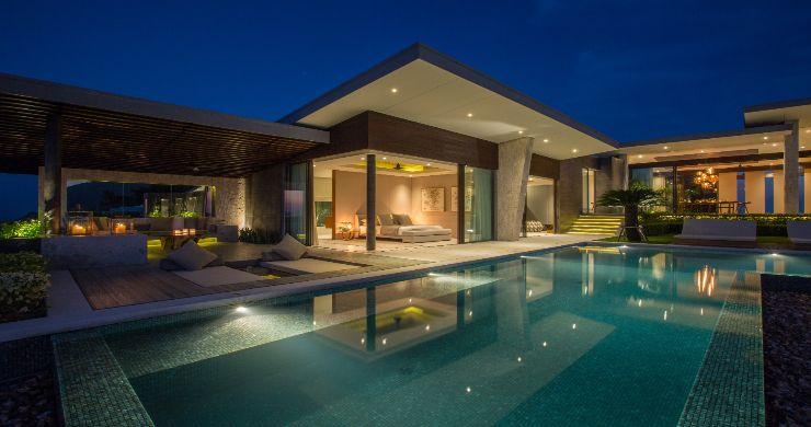 Ultimate 4 Bedroom Luxury Sea View Villa in Bangpor-24