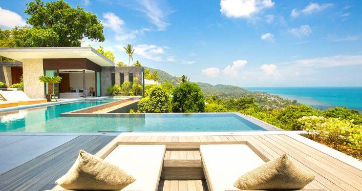 Ultimate 4 Bedroom Luxury Sea View Villa in Bangpor-10