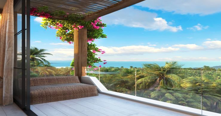 Beautiful 3 Bed Luxury Villas for Sale in Chaweng Noi-7