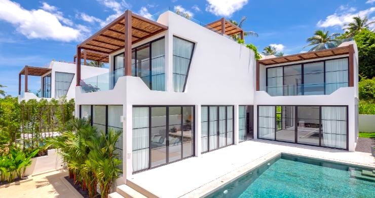 Beautiful 3 Bed Luxury Villas for Sale in Chaweng Noi-8