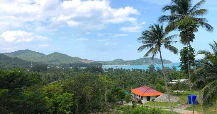 Stunning Sea-view Land & Villas in Koh Phangan-2