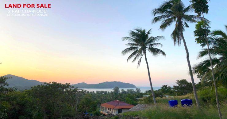 Stunning Sea-view Land & Villas in Koh Phangan-3