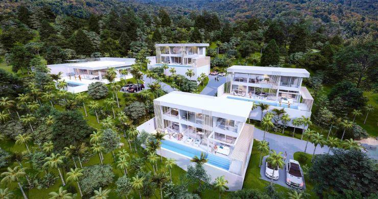 Stunning Sea-view Land & Villas in Koh Phangan-5