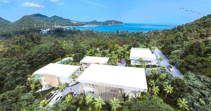 Stunning Sea-view Land & Villas in Koh Phangan-1