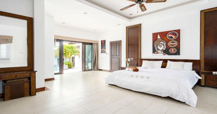 Zen 3 Bedroom Modern Pool Villa for Sale in Bophut-7