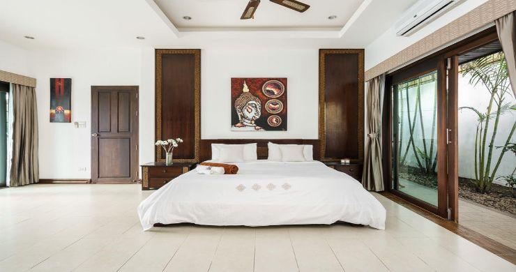 Zen 3 Bedroom Modern Pool Villa for Sale in Bophut-12