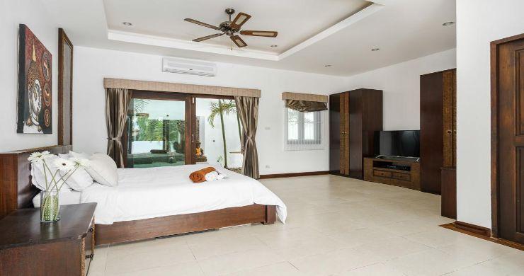 Zen 3 Bedroom Modern Pool Villa for Sale in Bophut-11