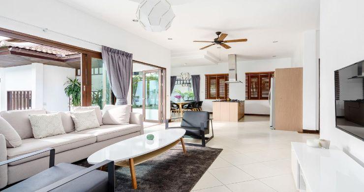 Zen 3 Bedroom Modern Pool Villa for Sale in Bophut-3