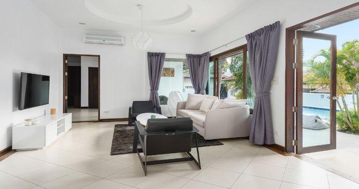 Zen 3 Bedroom Modern Pool Villa for Sale in Bophut-10