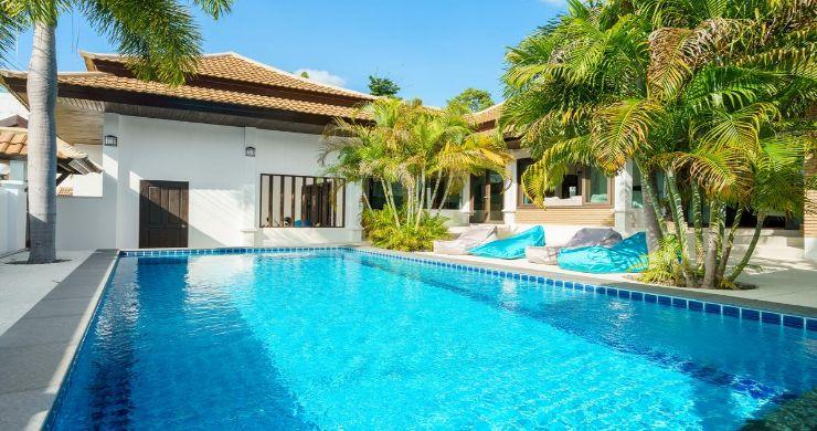 Zen 3 Bedroom Modern Pool Villa for Sale in Bophut-1
