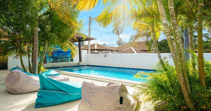 Zen 3 Bedroom Modern Pool Villa for Sale in Bophut-16