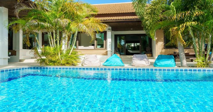 Zen 3 Bedroom Modern Pool Villa for Sale in Bophut-6
