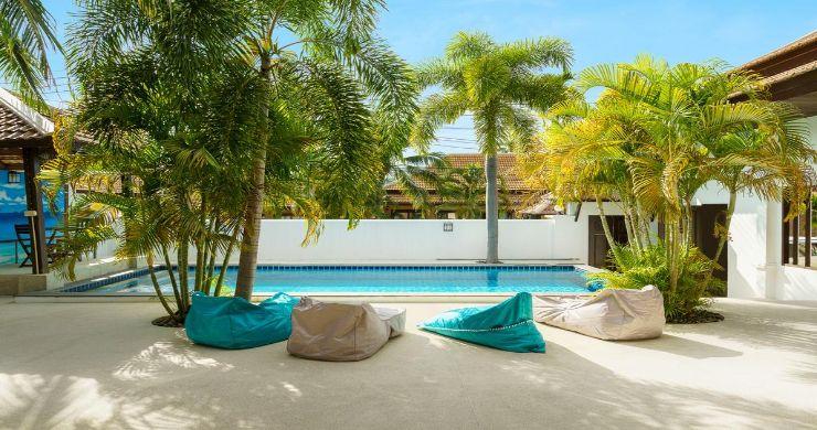 Zen 3 Bedroom Modern Pool Villa for Sale in Bophut-2