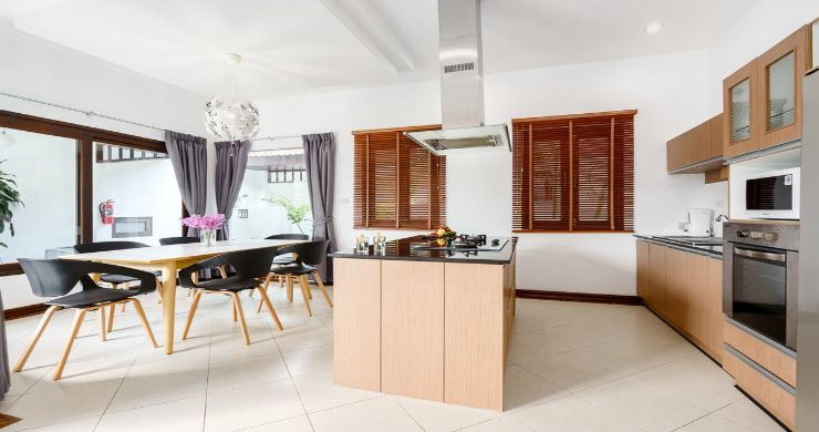 Zen 3 Bedroom Modern Pool Villa for Sale in Bophut-4